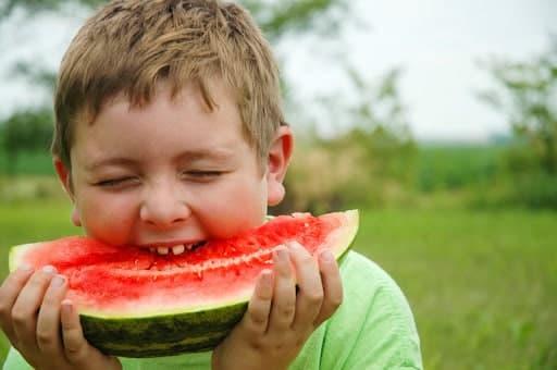 هندوانه خوردن 2